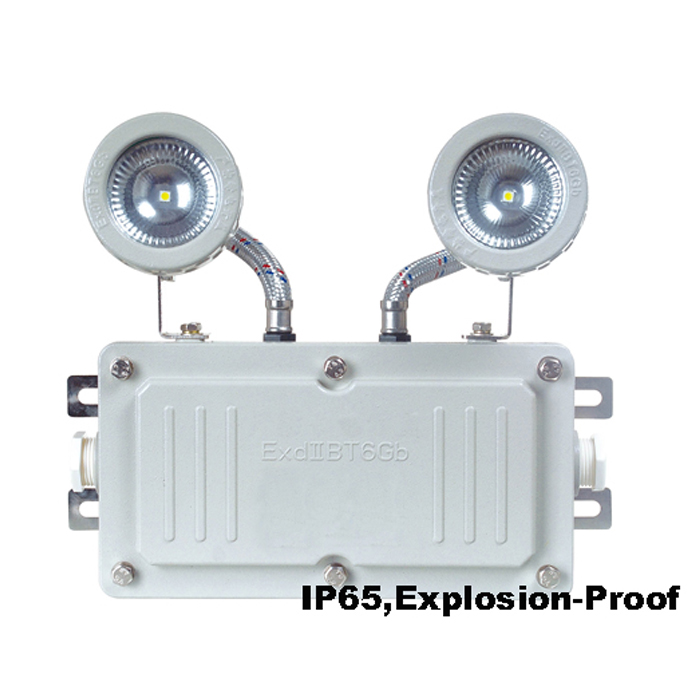 Explosion-proof LED emergency light