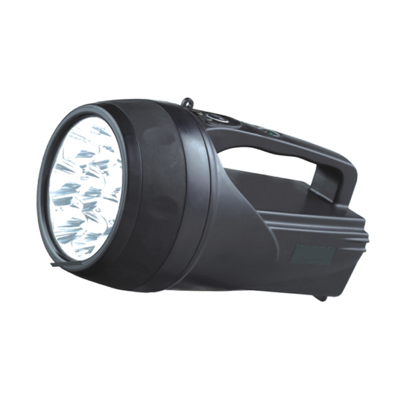 LEDs rechargeable torch light