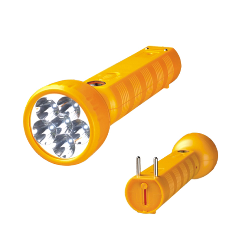 Yellow LED torch light