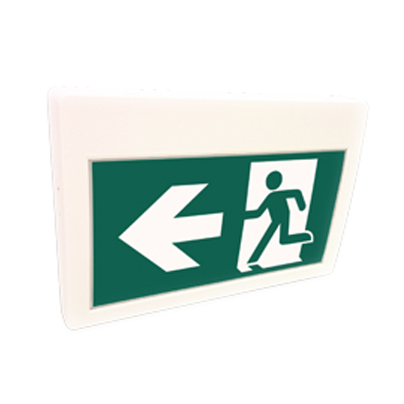 exit sign United States UL standard