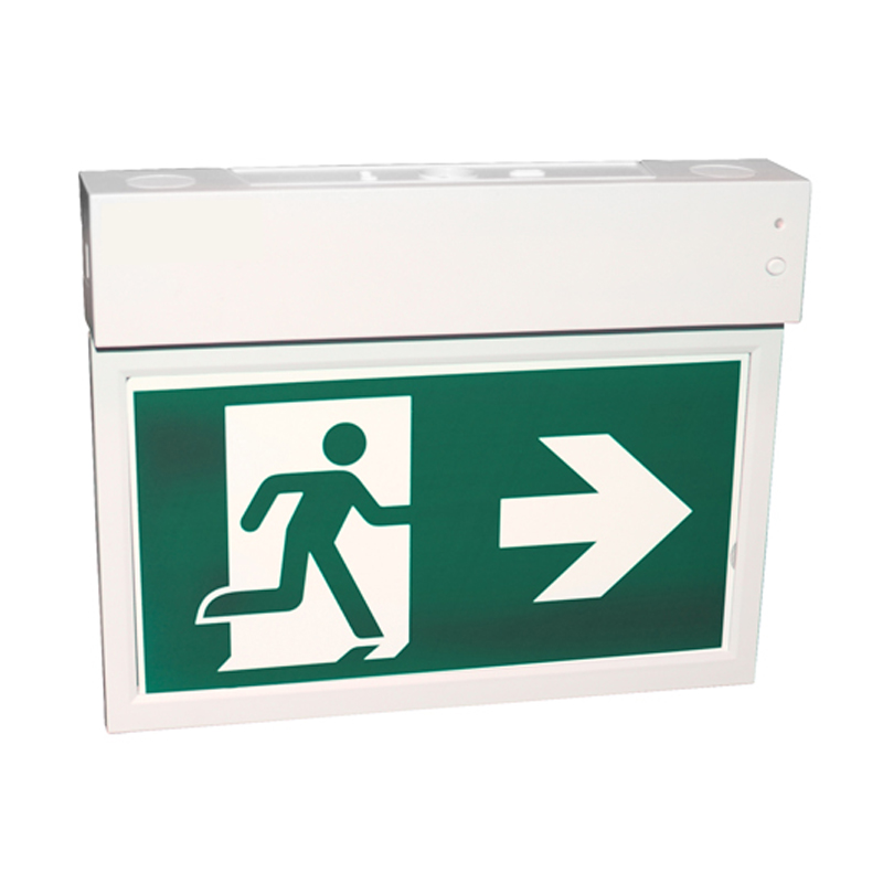 Emergency LED Exit Sign For Europe