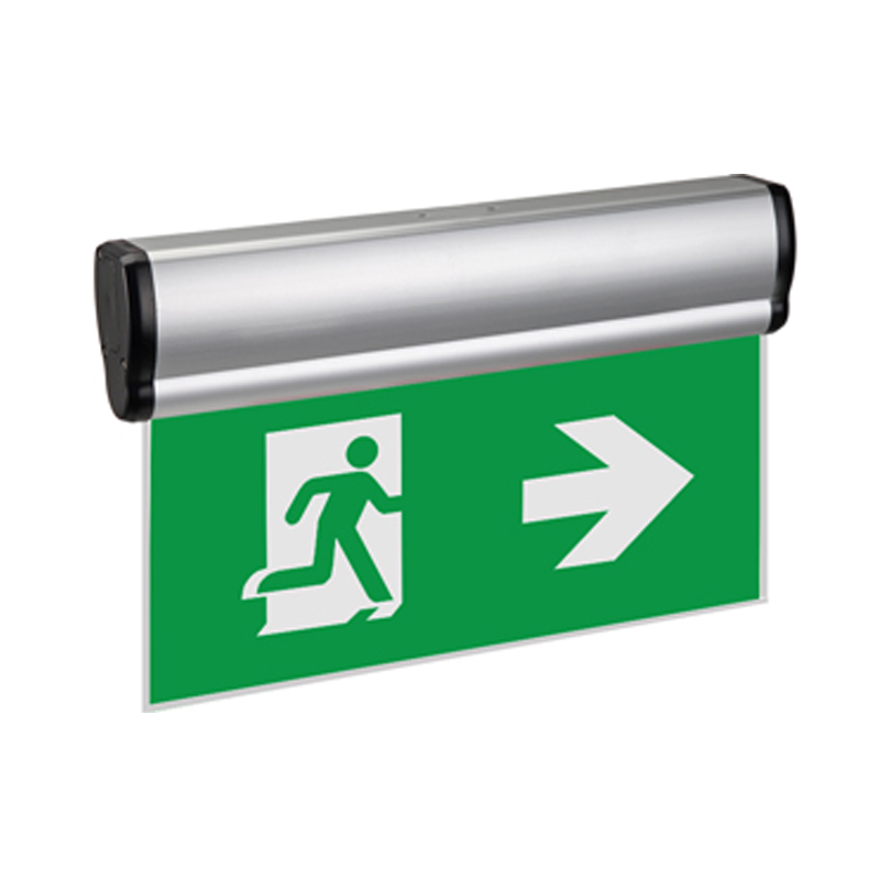 Emergency Exit sign light Europe