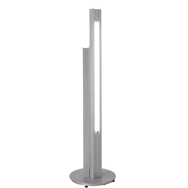 Rotary standard LED floor lamp 40W