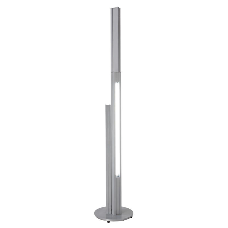 Rotary standard LED floor lamp 55W