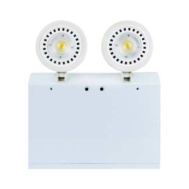 40W Twin Heads LED Emergency Light