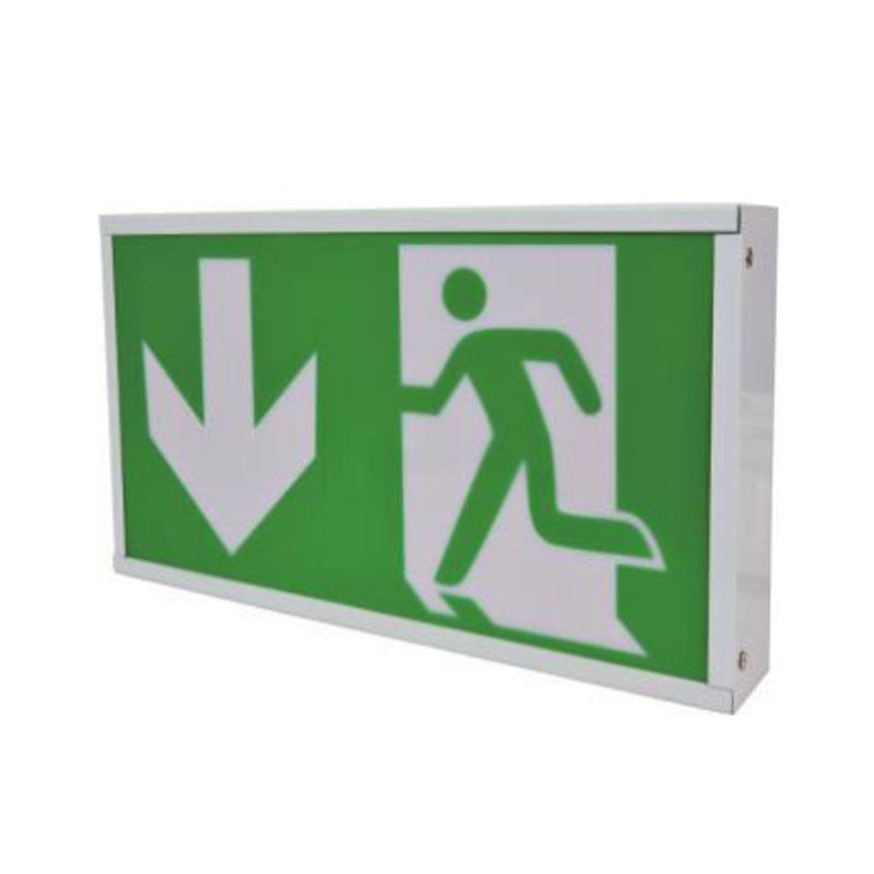 Large wall/ceiling LED Exit Sign