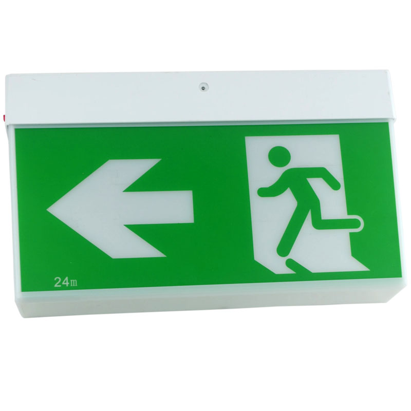 3W SAA LED Ceiling Exit Sign board