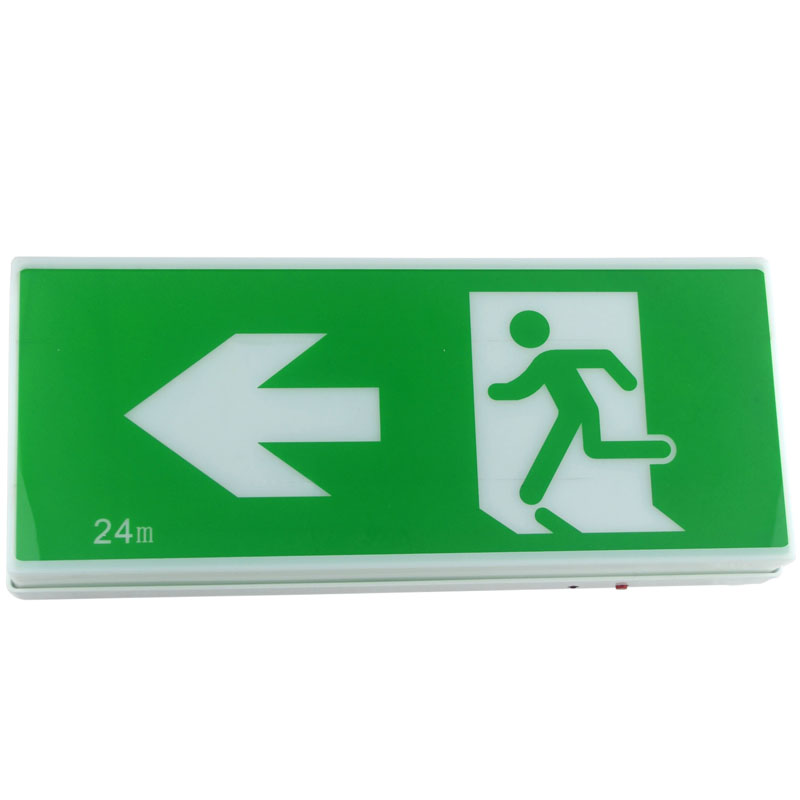SAA Wall LED Exit Sign