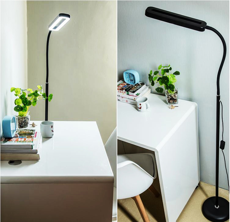 8W LED floor lamp