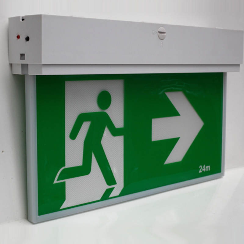 Blade LED Exit Sign Light