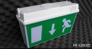 China fire exit sign manufacturers